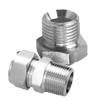 Threaded Inlet / Outlet