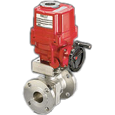 90 Series Automated Ball Valve