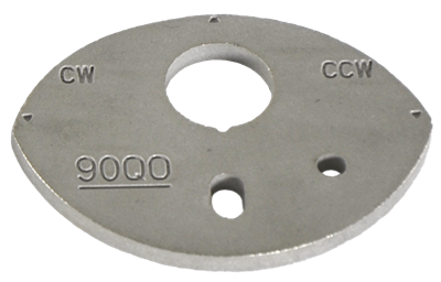 Adapter Plate for 750 to 760 Positioner