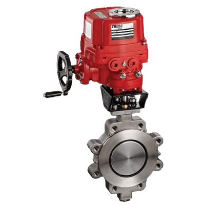 Power-Seal High Performance Manual Butterfly Valve