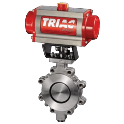 Series P1 Automated Butterfly Valve