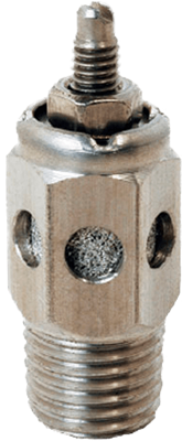 ADSENS 3//8 Speed Control Muffler