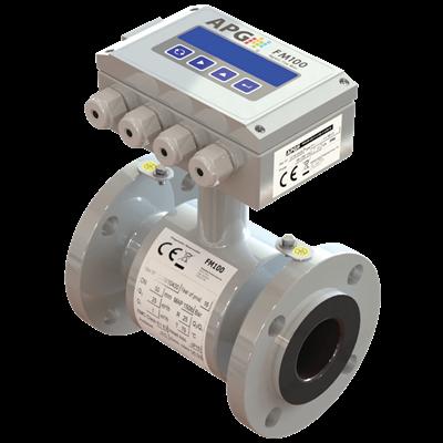 FM100 Programmable Magnetic Flowmeter