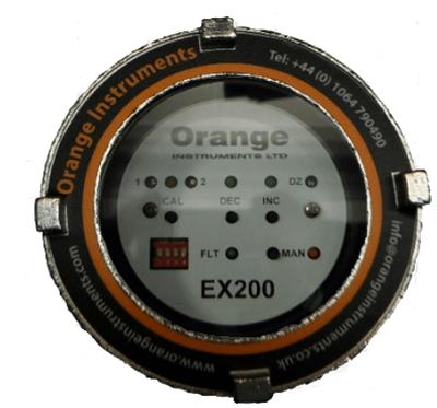 EX200C Actuator Positioner