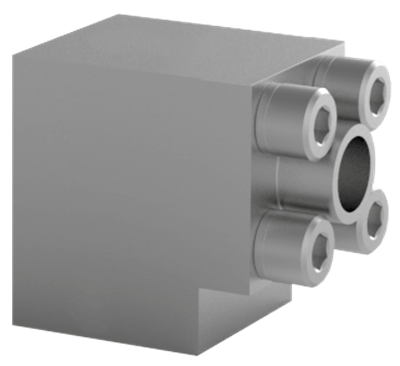FP15/SV Hydraulic Shuttle Valve