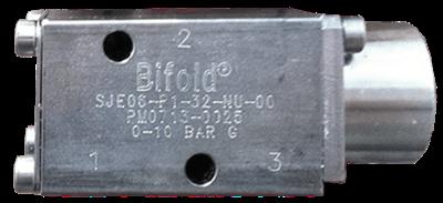 J06 Pilot & Mechanical Valve