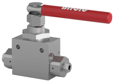 MPBF 2-Way Floating Style Ball Valves