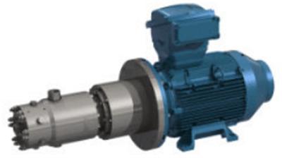 XH Oil Pump