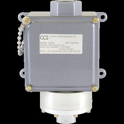 604D Pressure Switch