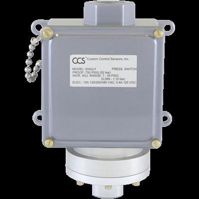 604G Series Pressure Switch