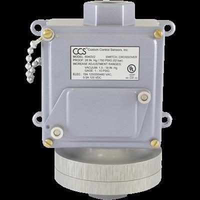 604GV Series Pressure Switch