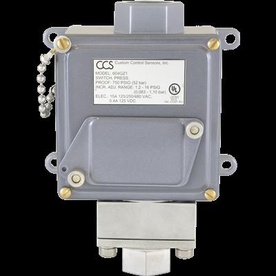 604GZ Series Pressure Switch