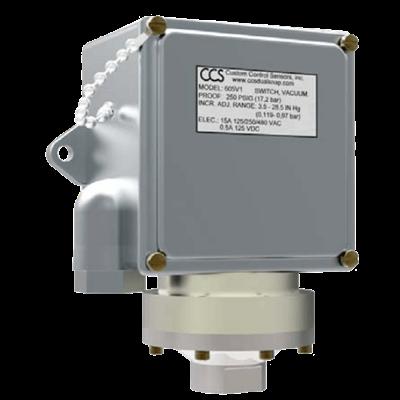 605V Series Pressure Switch