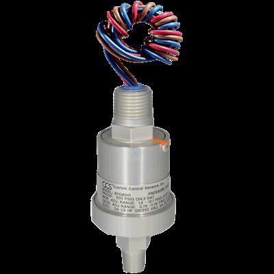 611G8000 Series Pressure Switch
