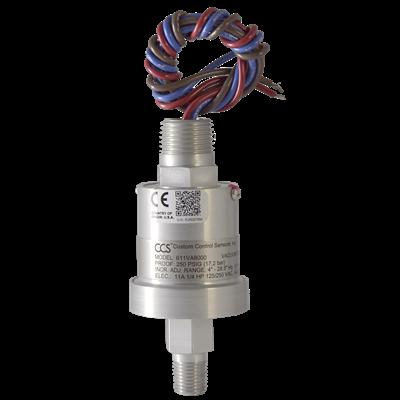 611V8000 Series Pressure Switch