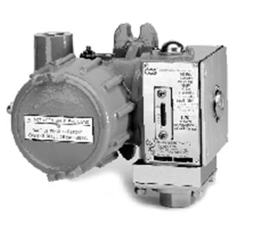 6403DZE Series Pressure Switch