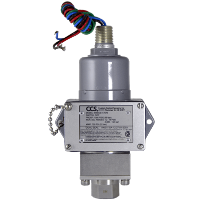 646DCE Series Pressure Switch
