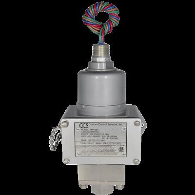 646VZE Series Pressure Switch