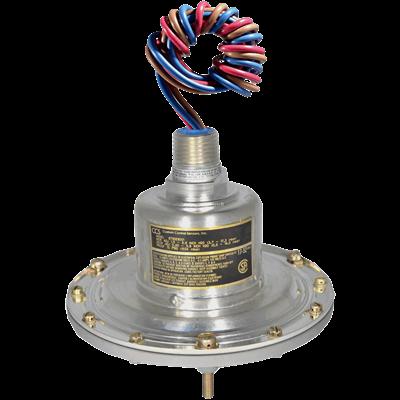 675D8000 Series Pressure Switch