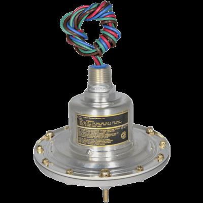 675DE8000 Series Pressure Switch