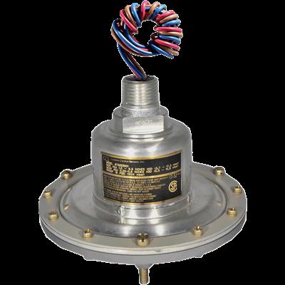 675G8000 Series Pressure Switch