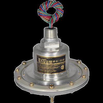 675GE Series Pressure Switch
