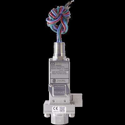 6900DZE Series Pressure Switch