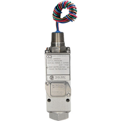 6900GE Series Pressure Switch