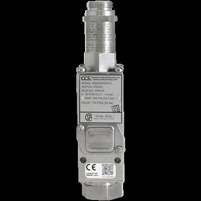 6900GEK Series Pressure Switch