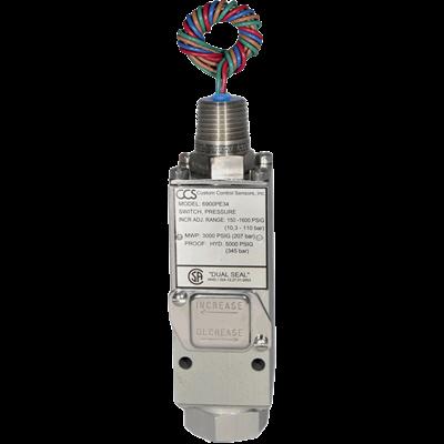 6900PE Series Pressure Switch