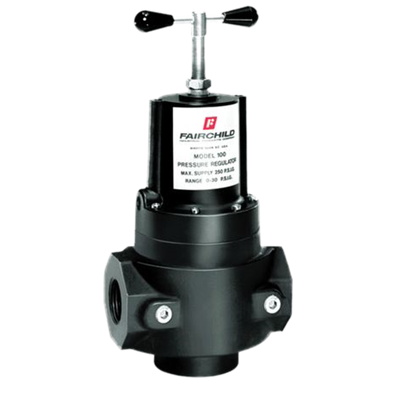 Model 100 High Flow Pressure Regulator