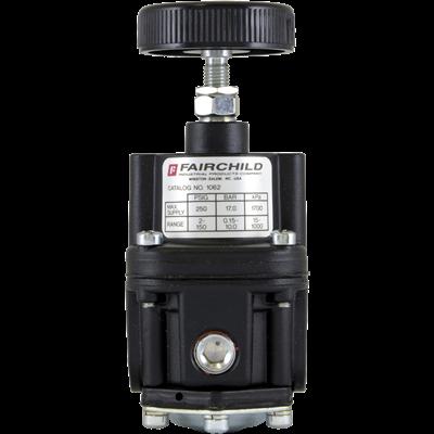 Model 1000 No Bleed Precision Pressure Regulator