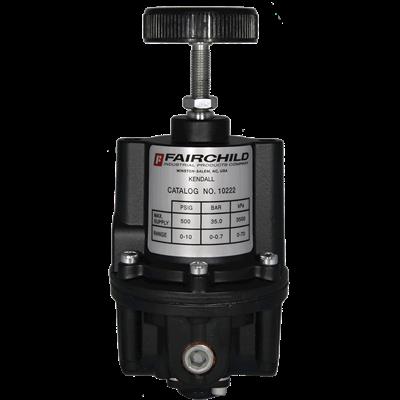 Model 10BP Precision Back Pressure Regulator