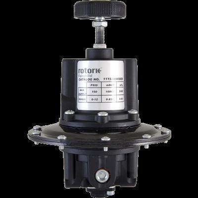 Model 11 Pneumatic Pressure Regulator