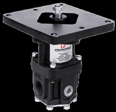 Model 2800 Plunger Operated Pressure Regulator