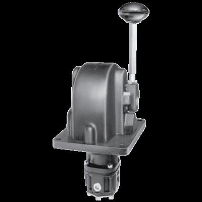 Model 3400 Lever Operated Pressure Regulator