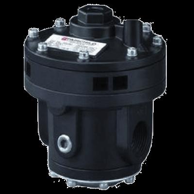 Model 4500ABP Pneumatic Back Pressure Booster