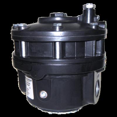 Model 4800A High Flow Pneumatic Volume Booster