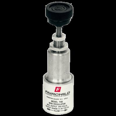 Model 70B Subminiature Pressure Regulator