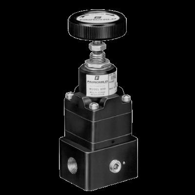 Model 80D Compact Multi-Stage Precision Pressure Regulator