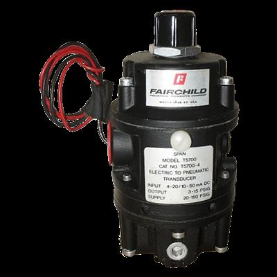 Model T5700 High Flow E/P, I/P Pressure Transducer