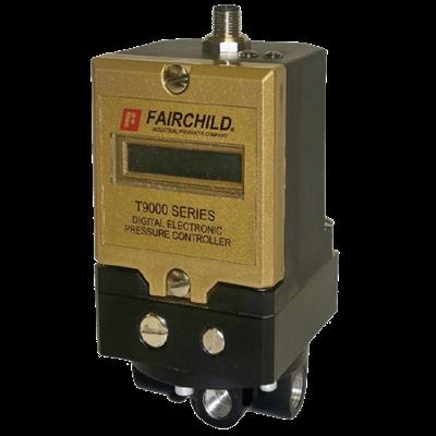 Model T9000 Electro-Pneumatic Pressure Controller