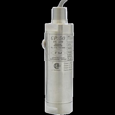 Model 211 Explosion-Proof Pressure Transmitter
