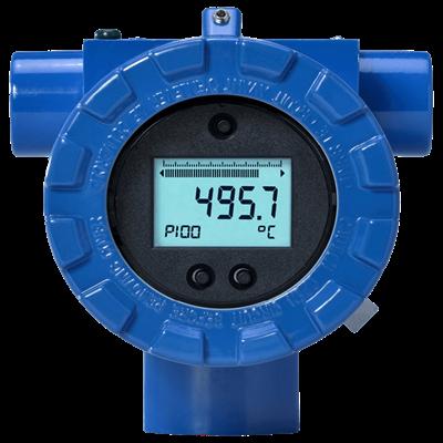 Model 8080HT Indicating Temperature Transmitter