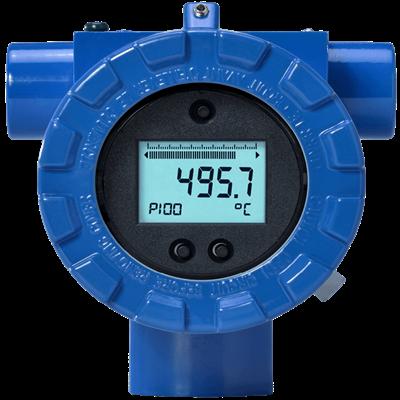 Model 9080HT Indicating Temperature Transmitter