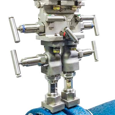 Manifolds, Direct-Mount System for Close Coupling