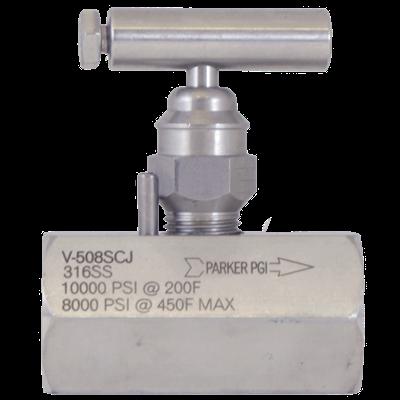 V-508 Instrument Hand Valve
