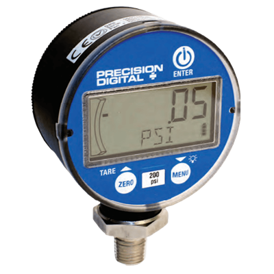 PD205/PD206 Pressure Gauge