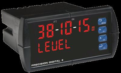 PD6001 ProVu Analog Input Feet & Inches Meter
