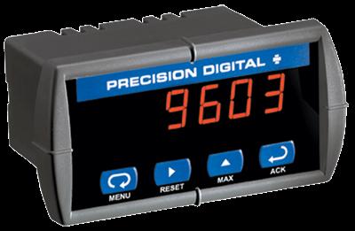 PD603 Sabre P Low-Cost Process Digital Panel Meter